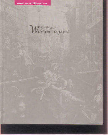 "Image for The Prints of William Hogarth  ---Enlightenment Materialism and the "" Modern Moral Subjects "" of William Hogarth ---Catalogue of an Exhibition Held at the McMaster Museum of Art Hamilton, Ontario Jan. 15 - Feb. 22, 2004"