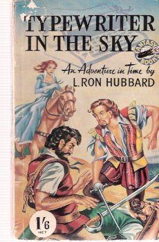 Image for Typewriter in the Sky ---with Fear ---by L Ron Hubbard