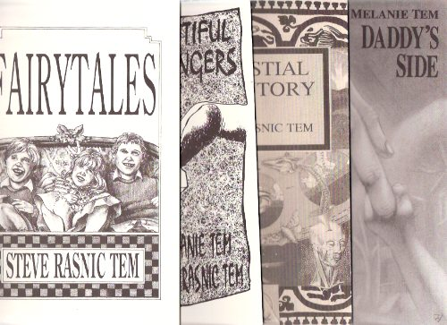 Image for 4 Volumes:  Fairytales ---with Daddy's Side ---with Beautiful Strangers ---with Celestial Inventory ---by Steve Rasnic and Melanie Tem