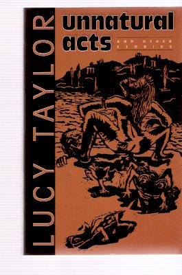 Image for Unnatural Acts and Other stories ---by Lucy Taylor ---a Signed Copy
