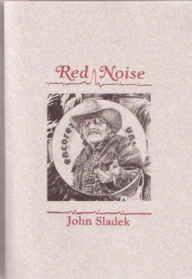 Image for Red Noise ---by John Sladek -a Signed Copy ---with Flatland ---by John Sladek