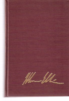 Image for An Edge in My Voice ---by Harlan Ellison -a Signed Copy