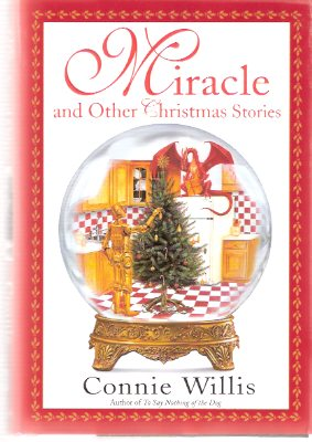 Image for Miracle and other Christmas Stories ---by Connie Willis -a Signed copy
