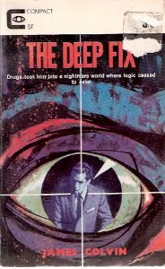Image for The Deep Fix ---by Michael Moorcock  ---a signed Copy