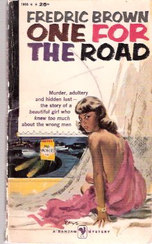Image for One for the Road ----by Fredric Brown