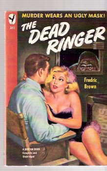 Image for The Dead Ringer ----by Fredric Brown