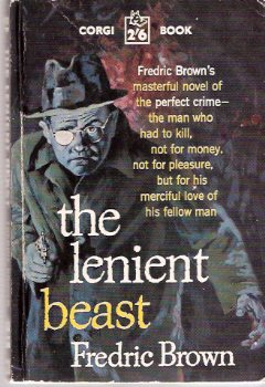 Image for The Lenient Beast ---by Fredric Brown
