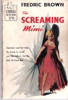 Image for The Screaming Mimi ---by Fredric Brown