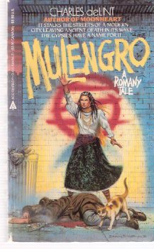 Image for Mulengro: A Romany Tale ---a signed copy ---by Charles De Lint
