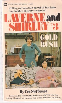 Image for Laverne and Shirley # 3 - Gold Rush