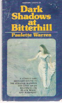 Image for Dark Shadows at Bitterhill - Bitter Hill Series