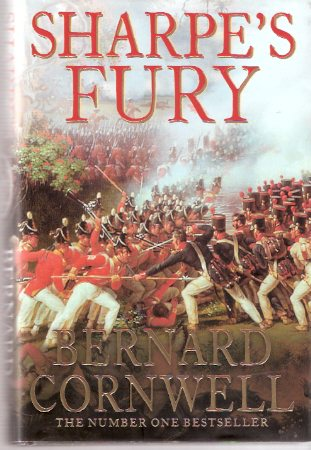 Image for Sharpe's Fury: Richard Sharpe and the Battle of Barrosa, March 1811 ---by Bernard Cornwell