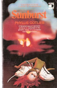 Image for Sunburst ---by Phyllis Gotleib ---a signed Copy