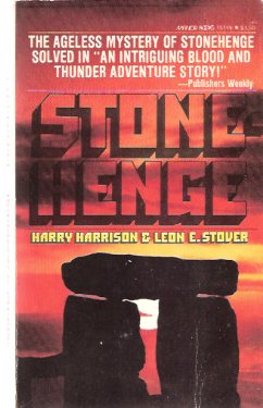 Image for Stonehenge ---by Harry Harrison -a Signed Copy