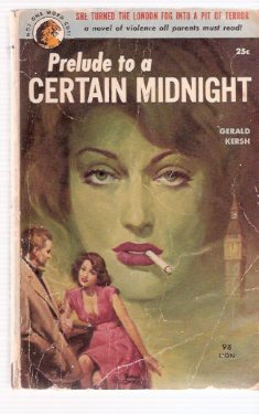 Image for Prelude to a Certain Midnight ---by Gerald Kersh