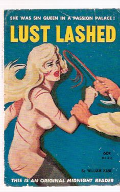 Image for Lust Lashed -by William Kane
