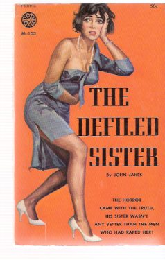 Image for The Defiled Sister ---by John Jakes