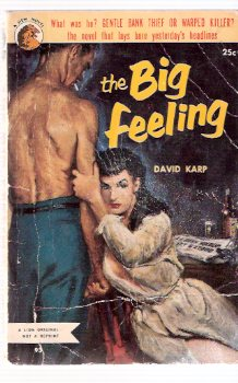Image for The Big Feeling ---by David Karp