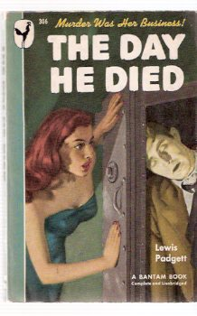 Image for The Day He Died ---by Lewis Padgett