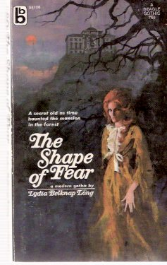 Image for The Shape of Fear ---a Beagle Gothic