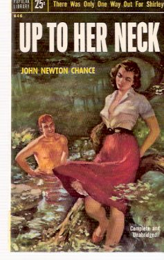 Image for Up to Her Neck / Popular Library # 646 (aka:  The Jason Affair )