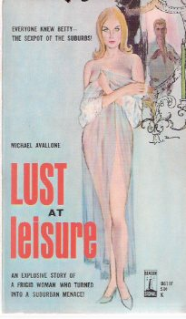 Image for Lust at Leisure  -by Michael Avallone