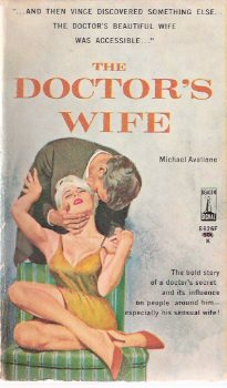 Image for The Doctor's Wife  -by Michael Avallone