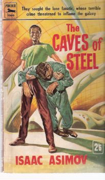 Image for The Caves of Steel ---by Isaac Asimov