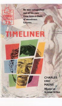 Image for Timeliner -by Charles Eric Maine
