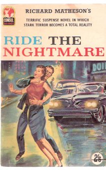 Image for Ride the Nightmare ----by Richard Matheson
