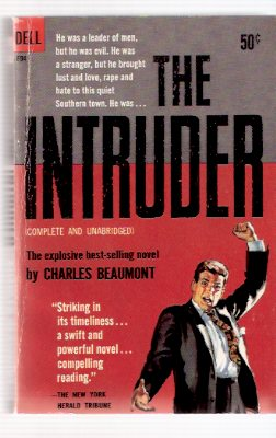 Image for The Intruder -by Charles Beaumont