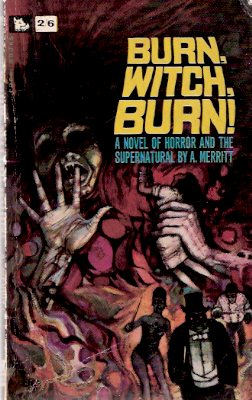Image for Burn Witch Burn -by A Merritt