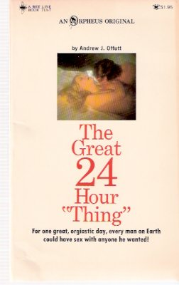 Image for The Great 24 Hour Thing -by Andrew Offutt ( Twenty-Four )