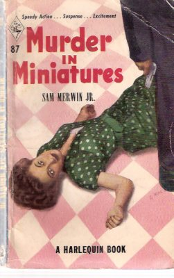 Image for Murder in Miniatures ---by Sam Merwin Jr