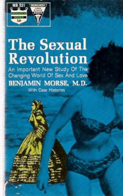 Image for The Sexual Revolution:  An Important new Study of the changing World of sex and Love ---with Case Histories
