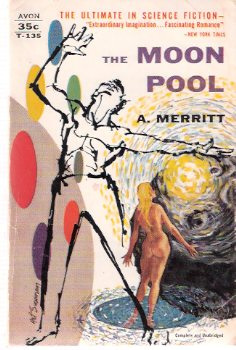Image for The Moon Pool ---by A Merritt