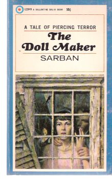 Image for The Doll Maker ---by Sarban