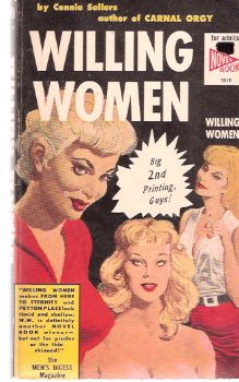 Image for Willing Women -by con Sellers