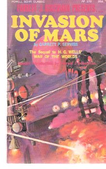 Image for Invasion of Mars ---the Sequel to H G Wells' War of the Worlds