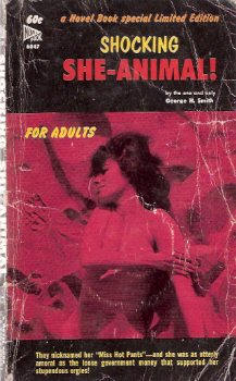 Image for Shocking She-Animal -by George H Smith