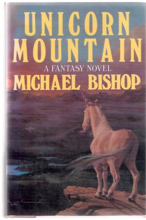 Image for Unicorn Mountain ---by Michael Bishop ---a Signed Copy