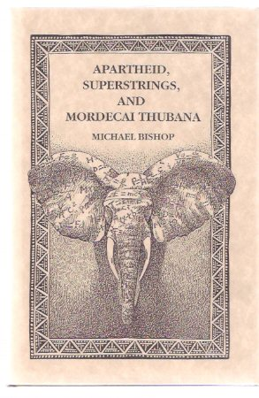 Image for Apartheid, Superstrings and Mordecai Thubana