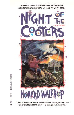 Image for Night of the Cooters -a Signed Copy ( French Scenes; Fin De Cycle; Wild Horses; Hoover's Men; Annotated Jetboy; Thirty Minutes Over Broadway; Adventure of the Grinder's Whistle; Passing of the Western )