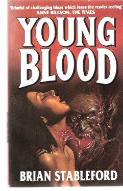 Image for Young Blood -by Brian Stableford
