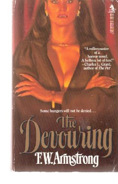 Image for The Devouring ---a Signed Copy ( Ryerson Biergarten series)
