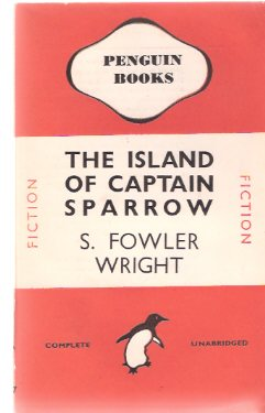 Image for The Island of Captain Sparrow ---by S Fowler Wright