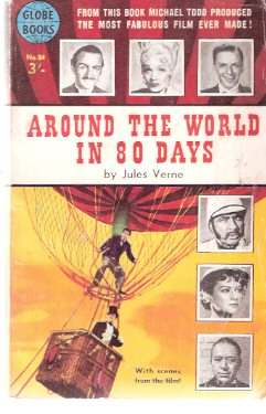 Image for Around the World in 80 Days ---with Scenes from the Michael Todd Film --- Movie Tie-In Edition ( Eighty )