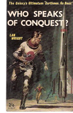 Image for Who Speaks of Conquest?