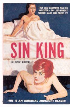 Image for Sin King  -by Clyde Allison