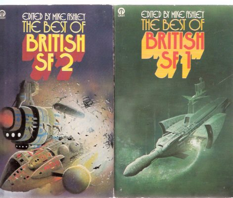 Image for The Best of British SF - Book 1 and 2 -two volumes ( Science Fiction )( Remarkable Case of Davidson's Eyes; From Pole to Pole; Horror of the Heights; The Star; Original Sin; Adaptation; Alice Where Art Thou; I Spy; Forget-Me-Not; etc)(science fiction)